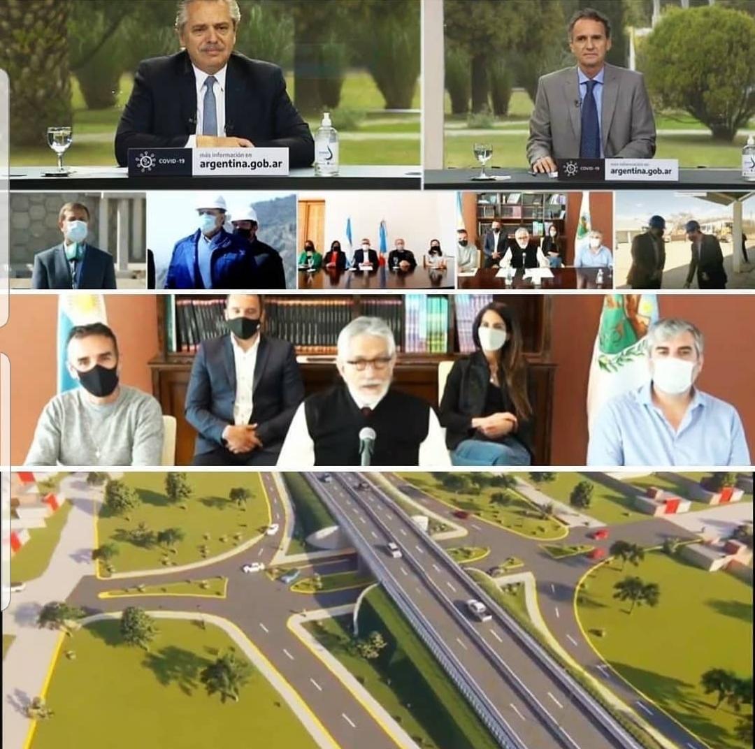 Proyecto Nacional de Obra Publica: Nueva Avenida Circunvalación San Luis